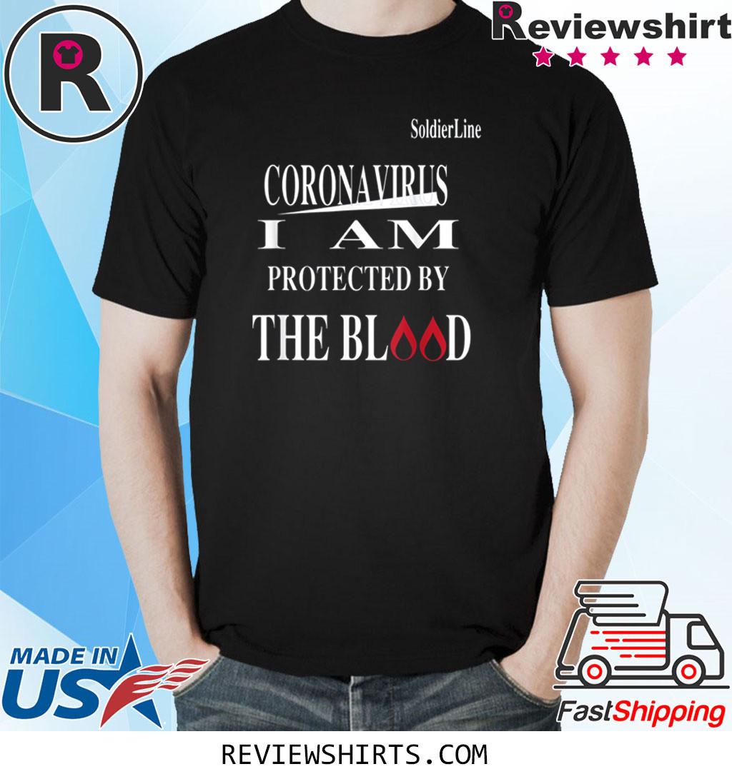 SoldierLine CoronaVirus T-Shirt