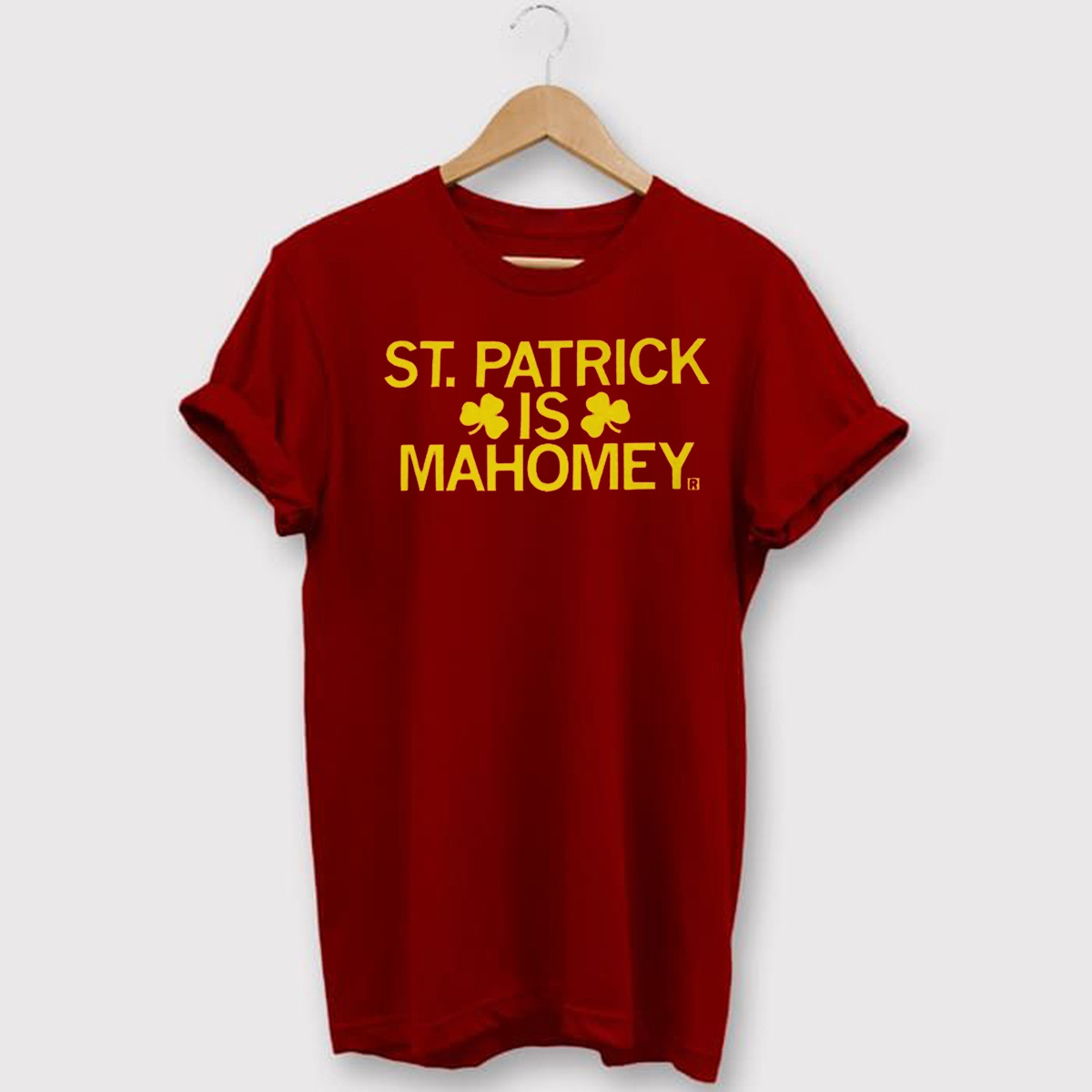 ST. PATRICK IS MAHOMEY Patrick Mahomes Shirt