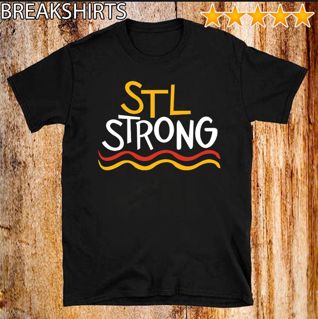 STL Strong Saint Louis 2020 T-Shirt