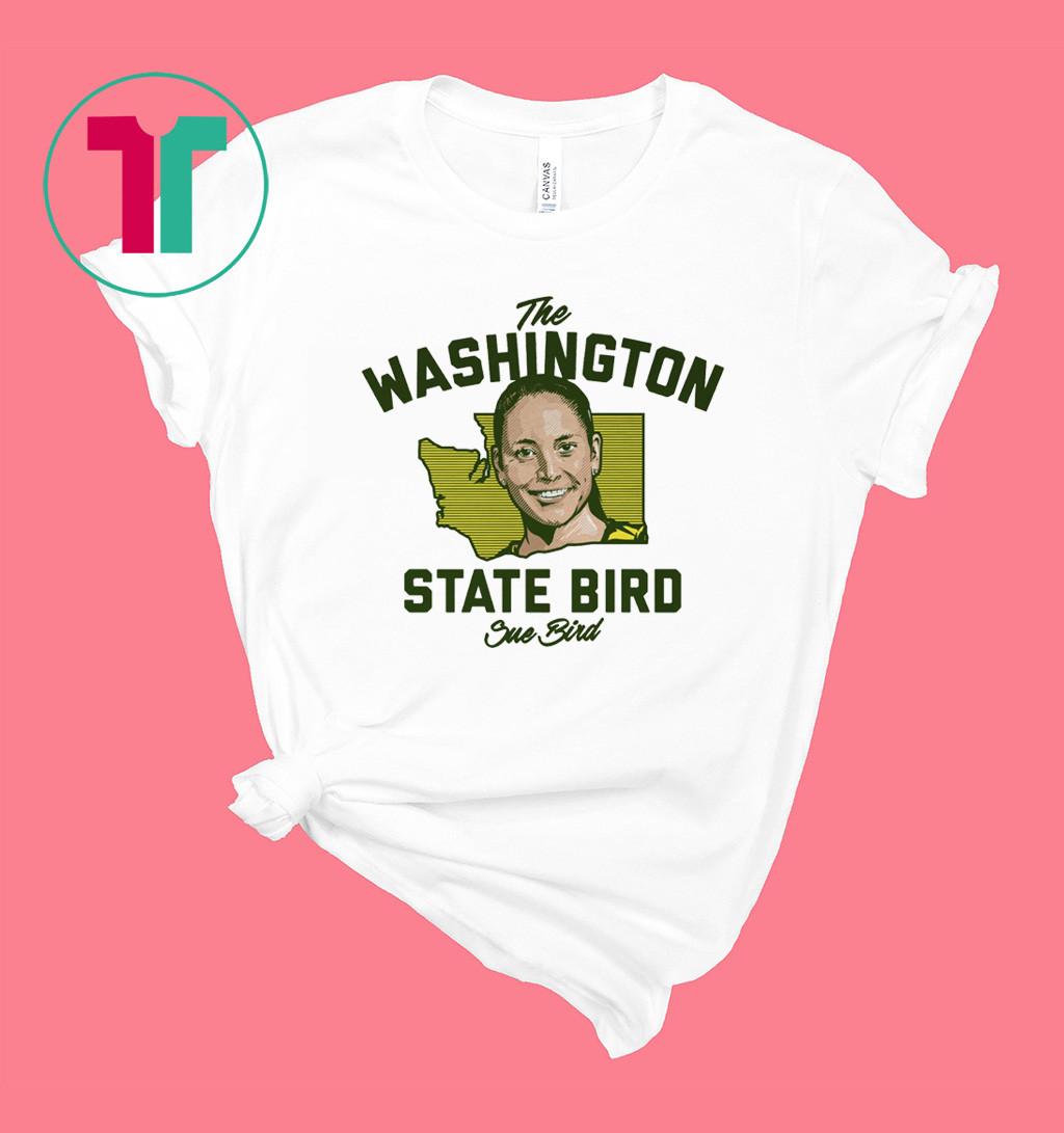 Sue Bird Washington State Bird Shirt
