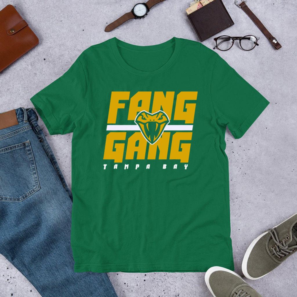 Tampa Bay Vipers Shirt - Fang Gang T-Shirt