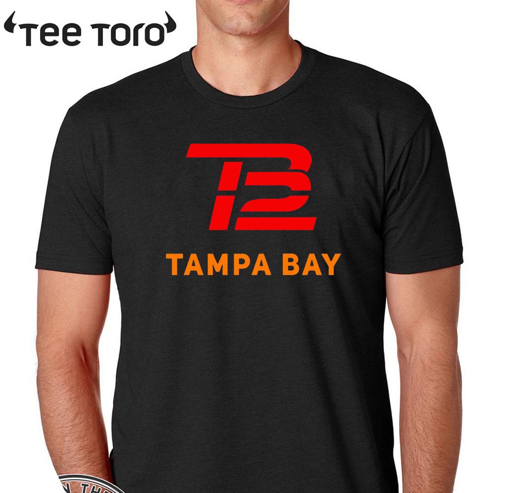 Tb12 Tampa Bay T-Shirt Tampa Bay Buccaneers