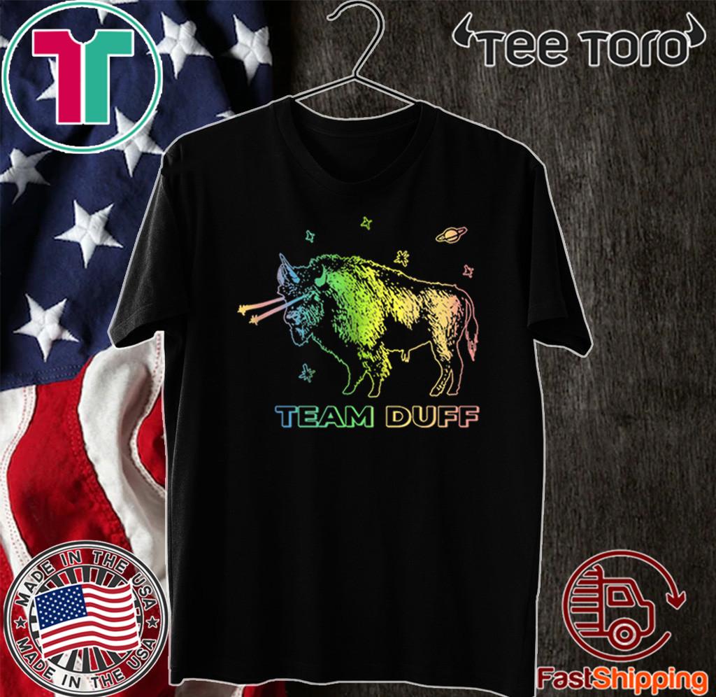 Team Duff Buffalo 2020 T-Shirt