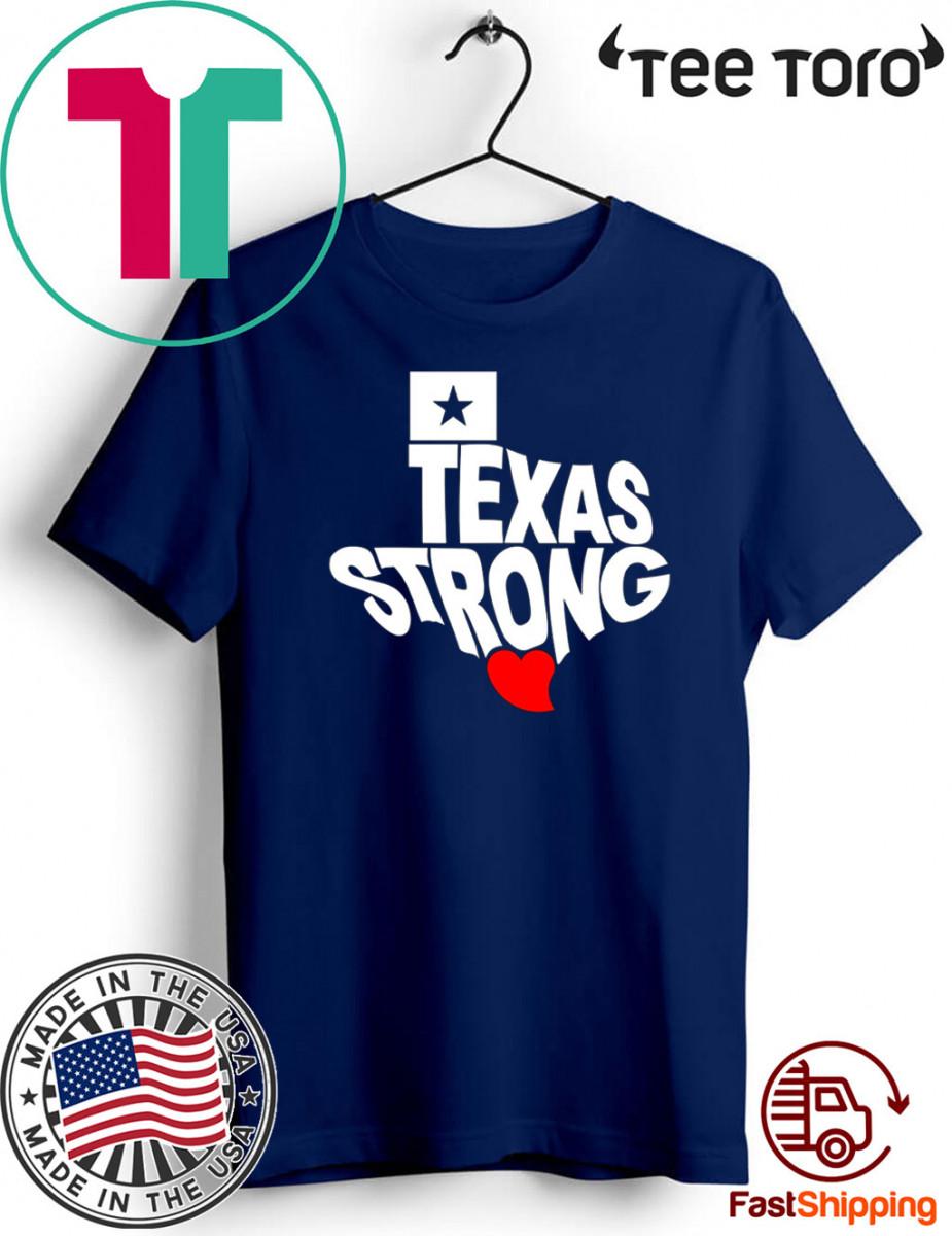 Texas Strong Official T-Shirt