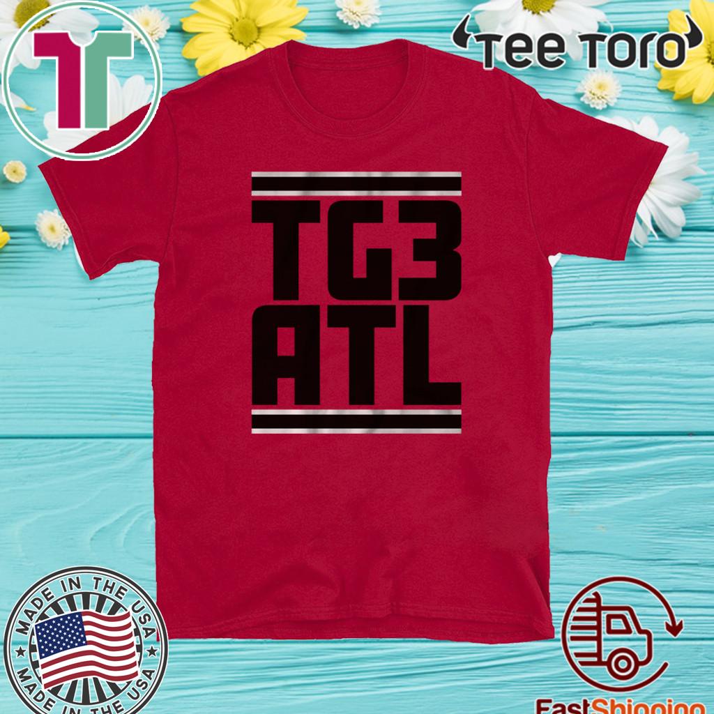 TG3 ATL Shirts - Atlanta Football