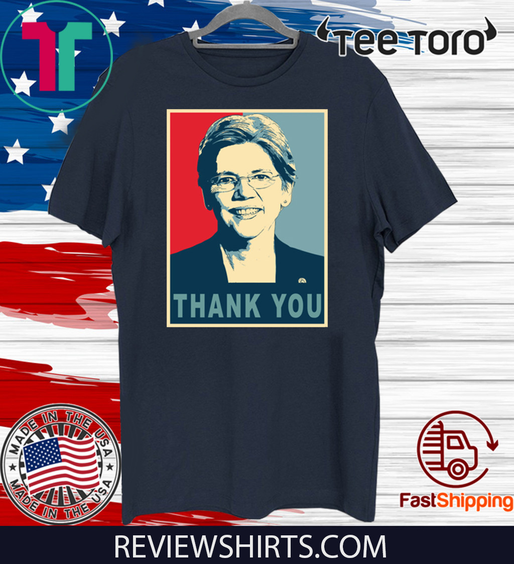THANK YOU ELIZABETH SHIRT - LIMITED EDITION