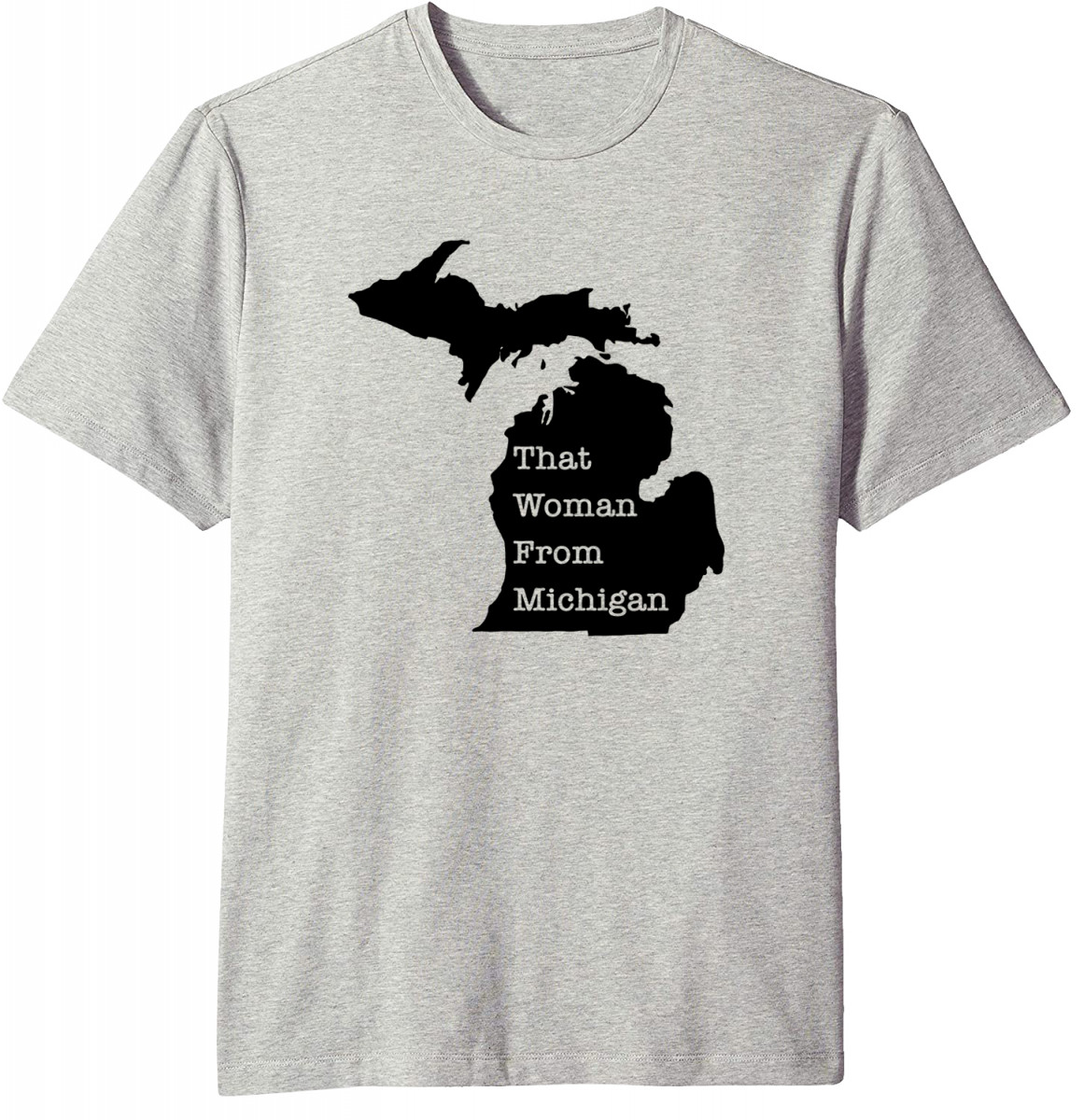 That Woman From Michigan Map 2020 T-Shirts