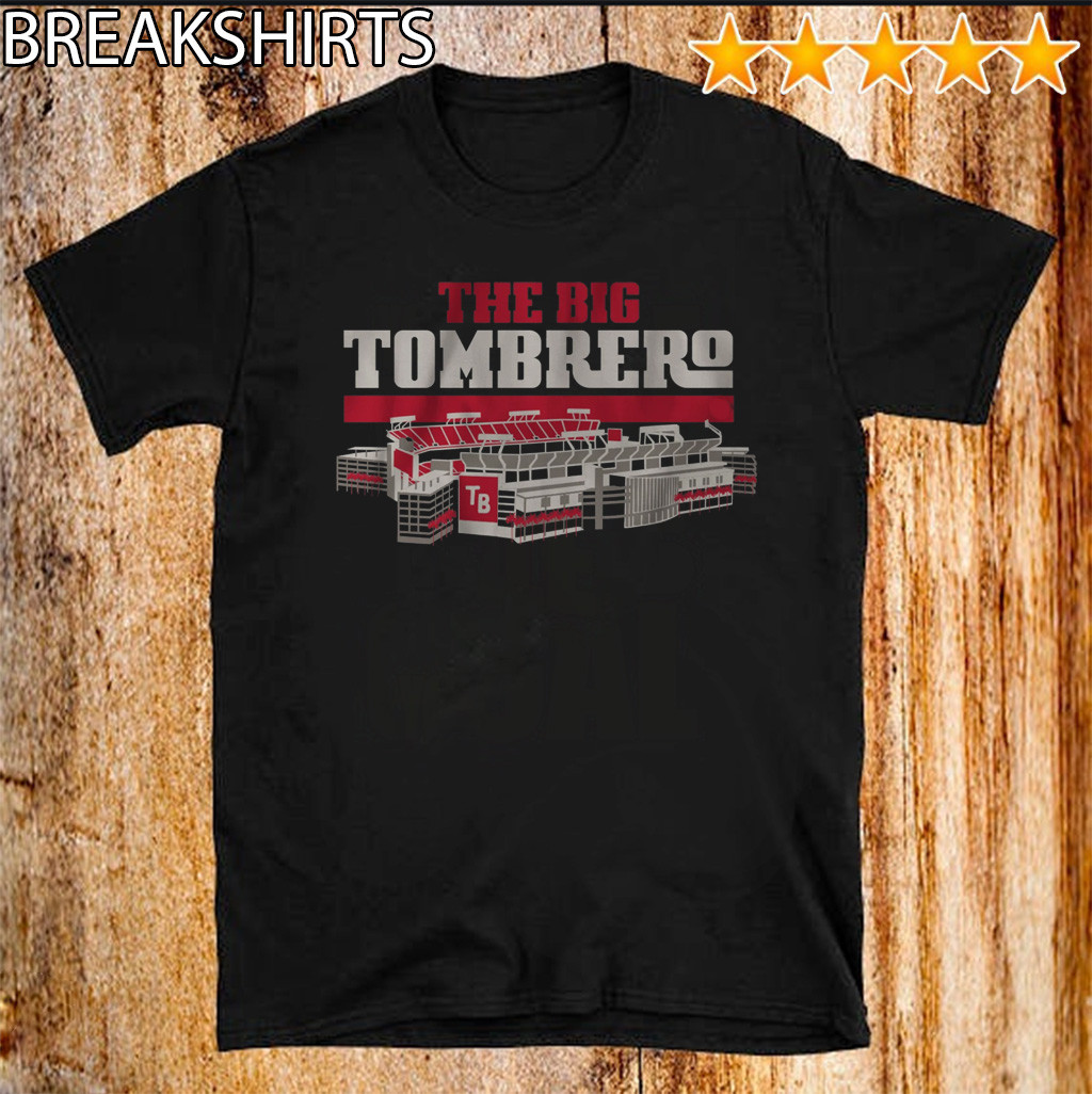 The Big Tombrero Shirt - Tampa Football