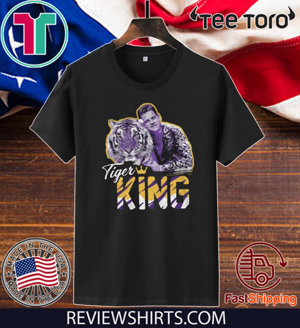 #Tiger2020 - Tiger King T-Shirt