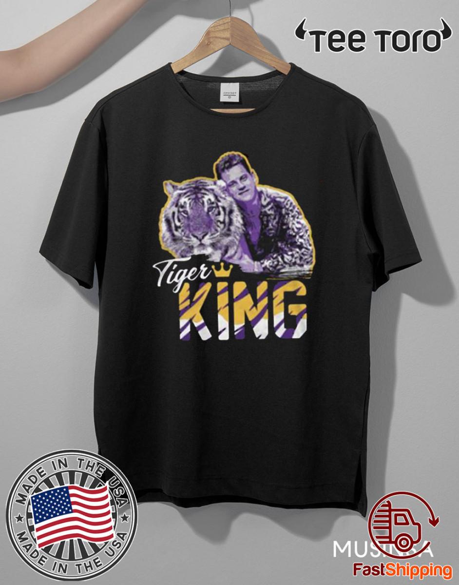 Tiger King Shirt #Tiger2020