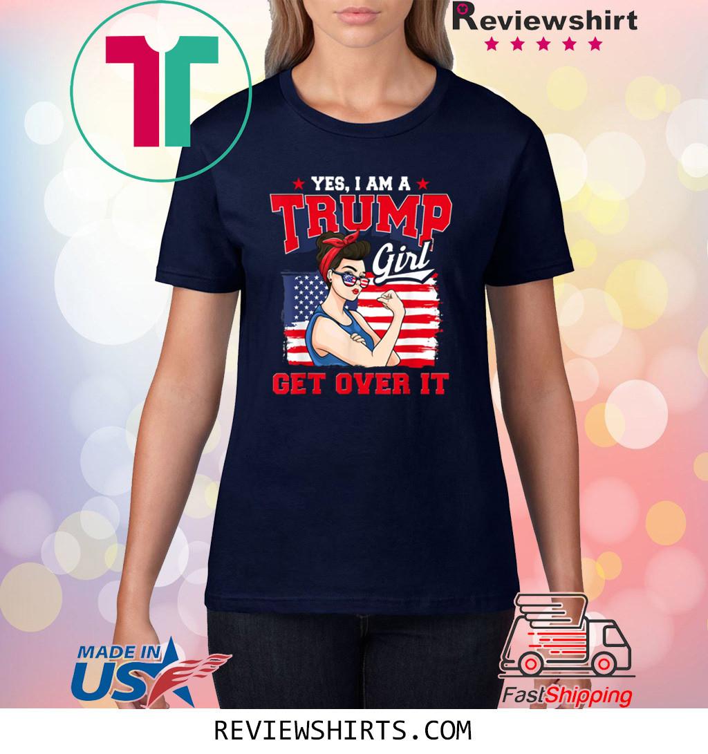 Trump Girl Shirt 2020 Women For Trump T-Shirt