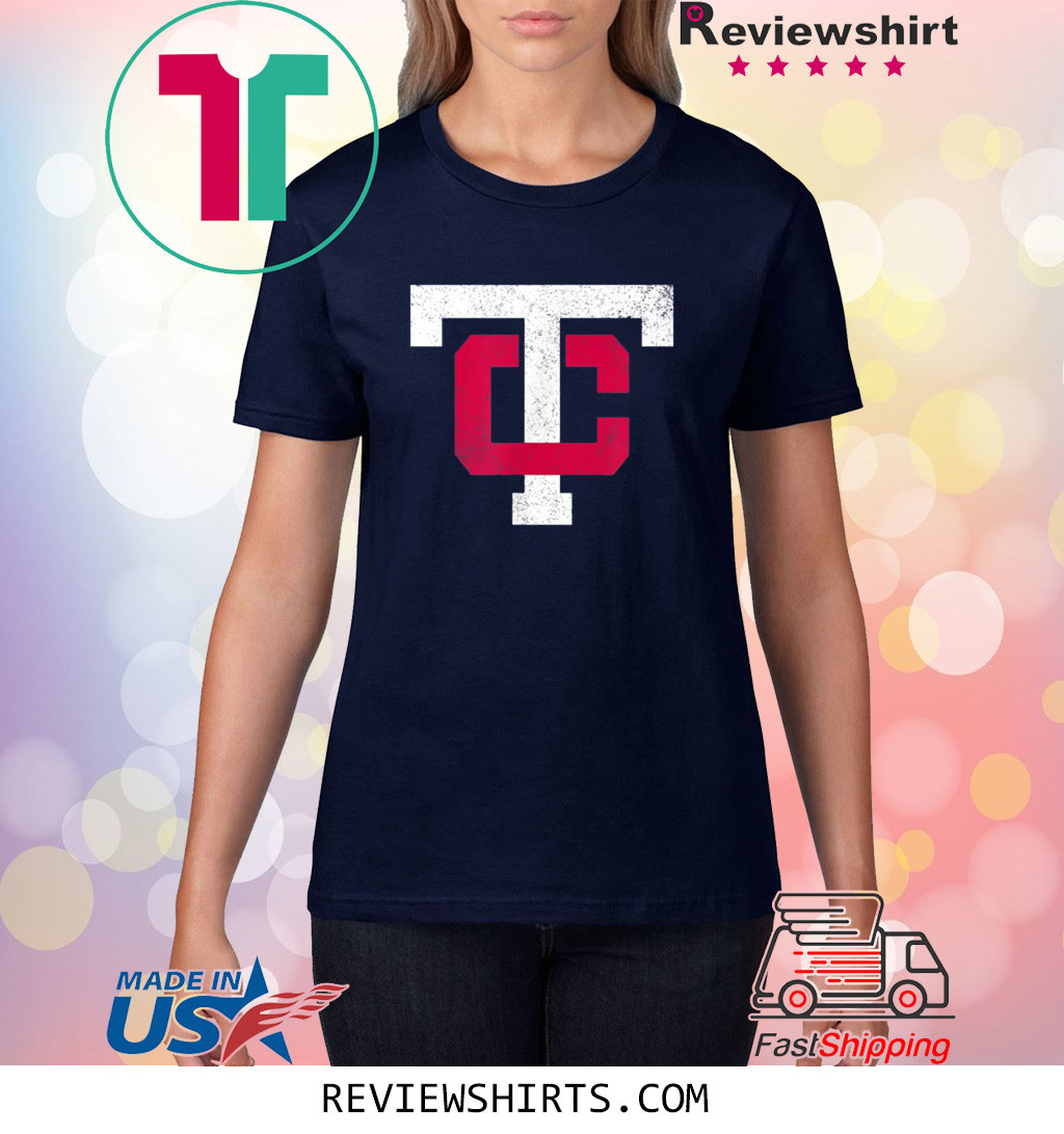 Vintage Minnesota Baseball Minneapolis Twin City Retro T-Shirt