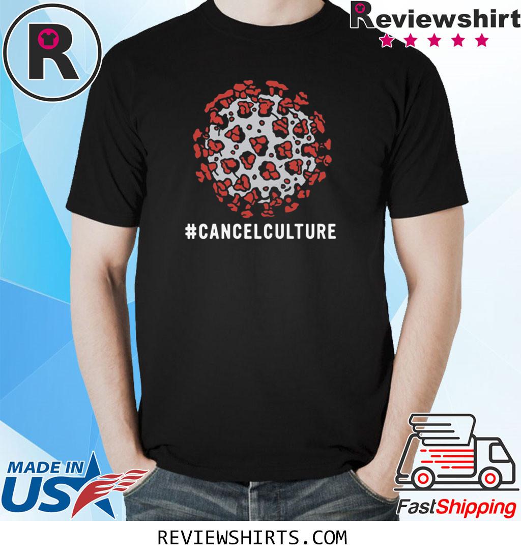 Virus Corona Cancel Culture Shirt