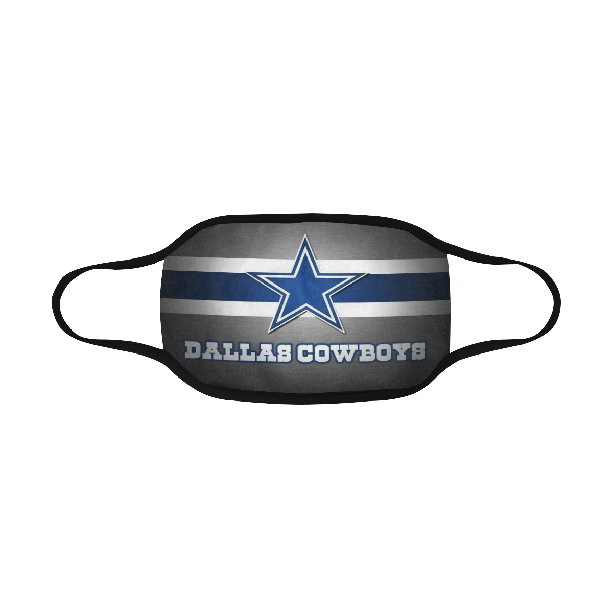 Dallas Cowboys Face Mask - Adults Mask PM2.5