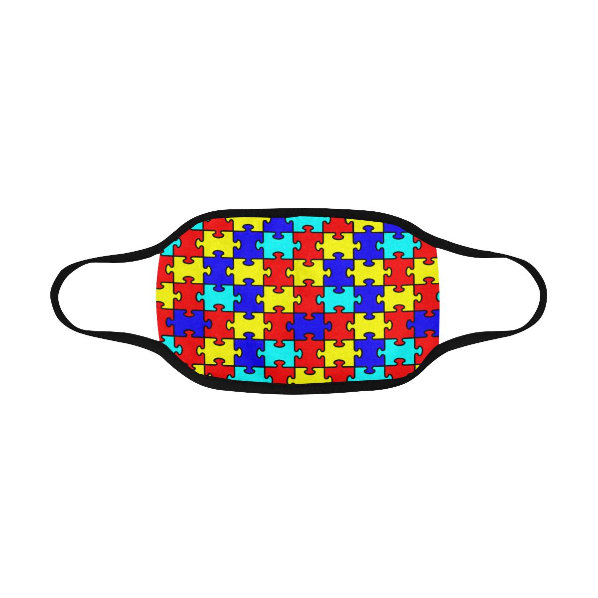 Autism Awareness Face Mask - Adults Mask PM2.5