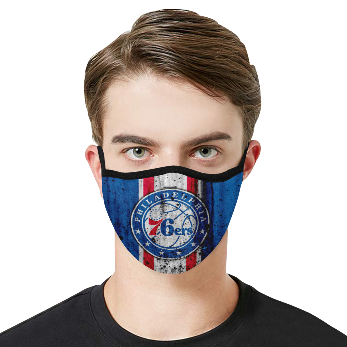 76ers Face Mask