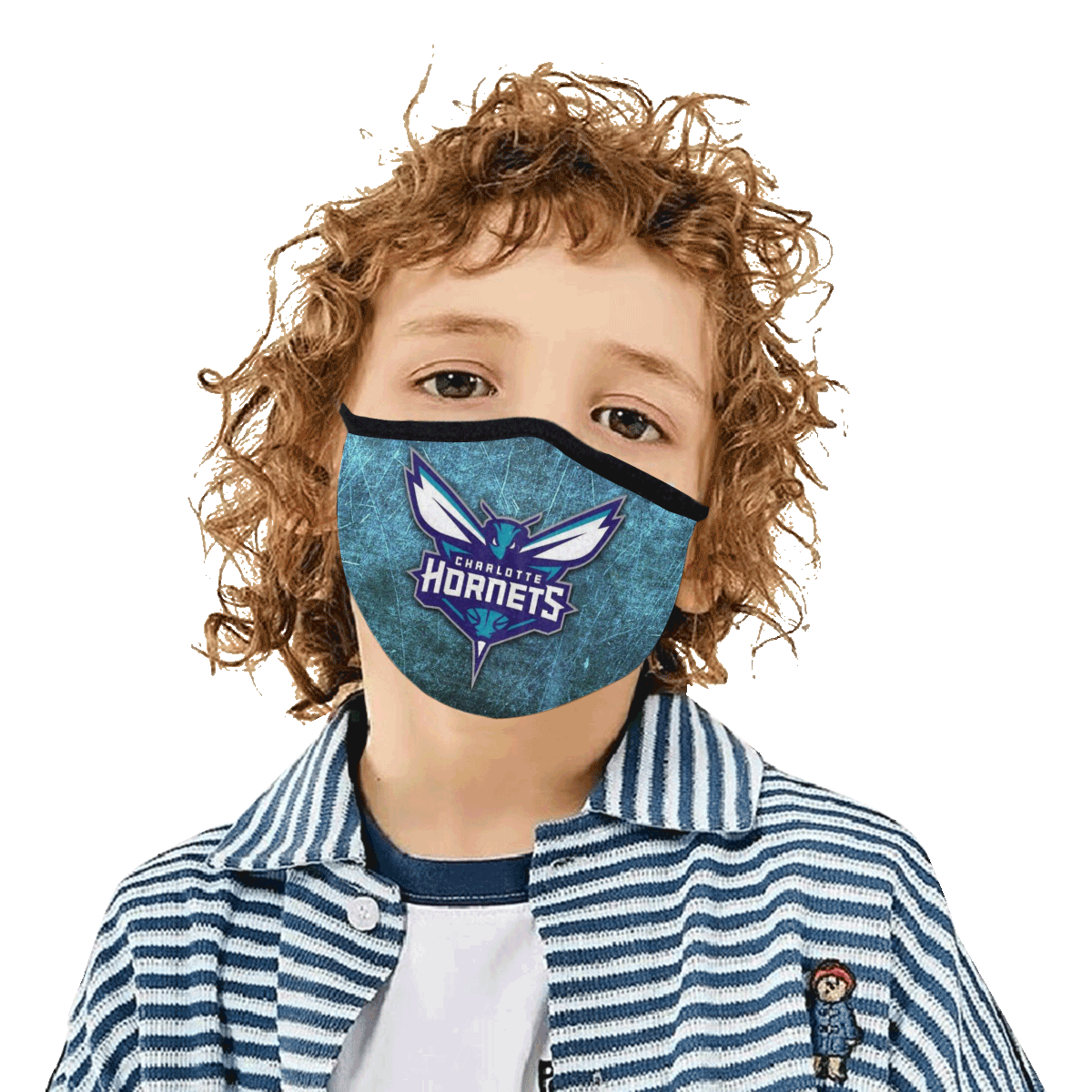 Charlotte Hornets Face Mask PM2.5