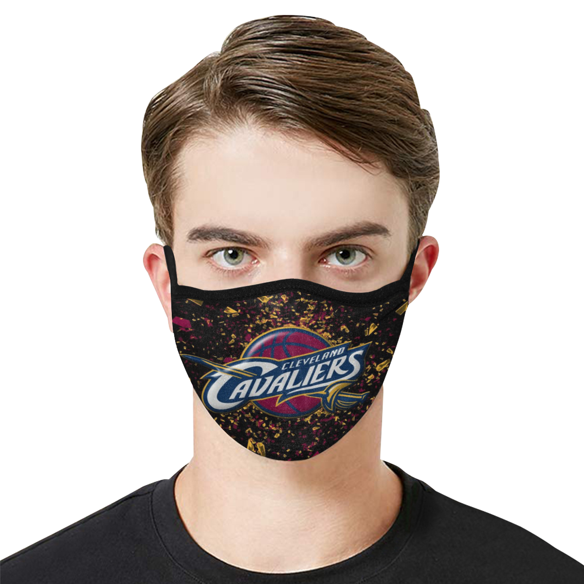 Cleveland Cavaliers Face Mask