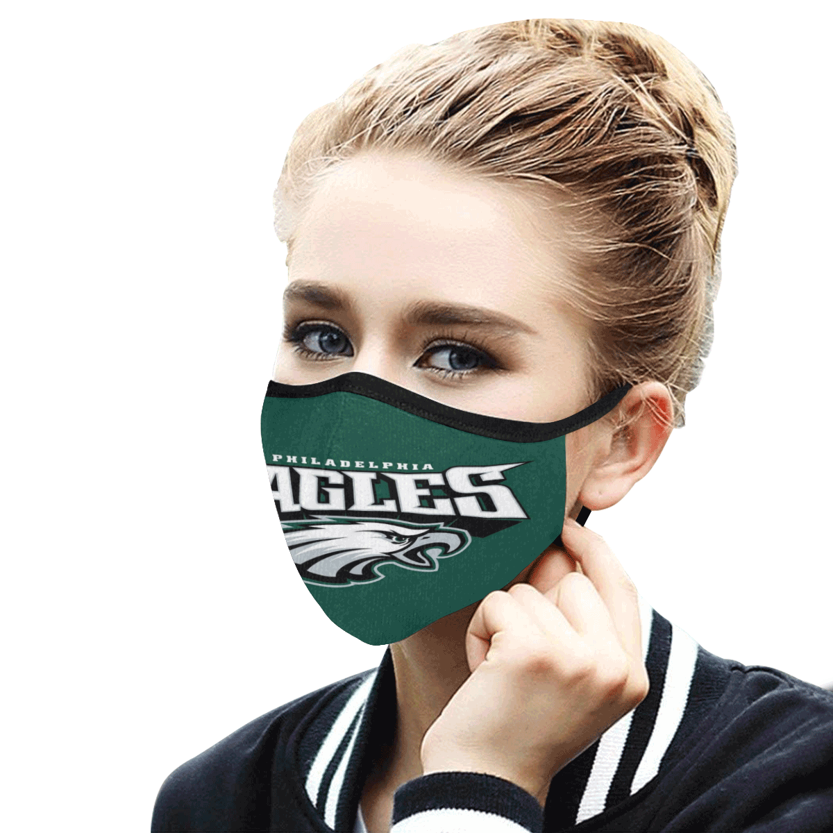 PM2.5 Face Mask Philadelphia Eagles