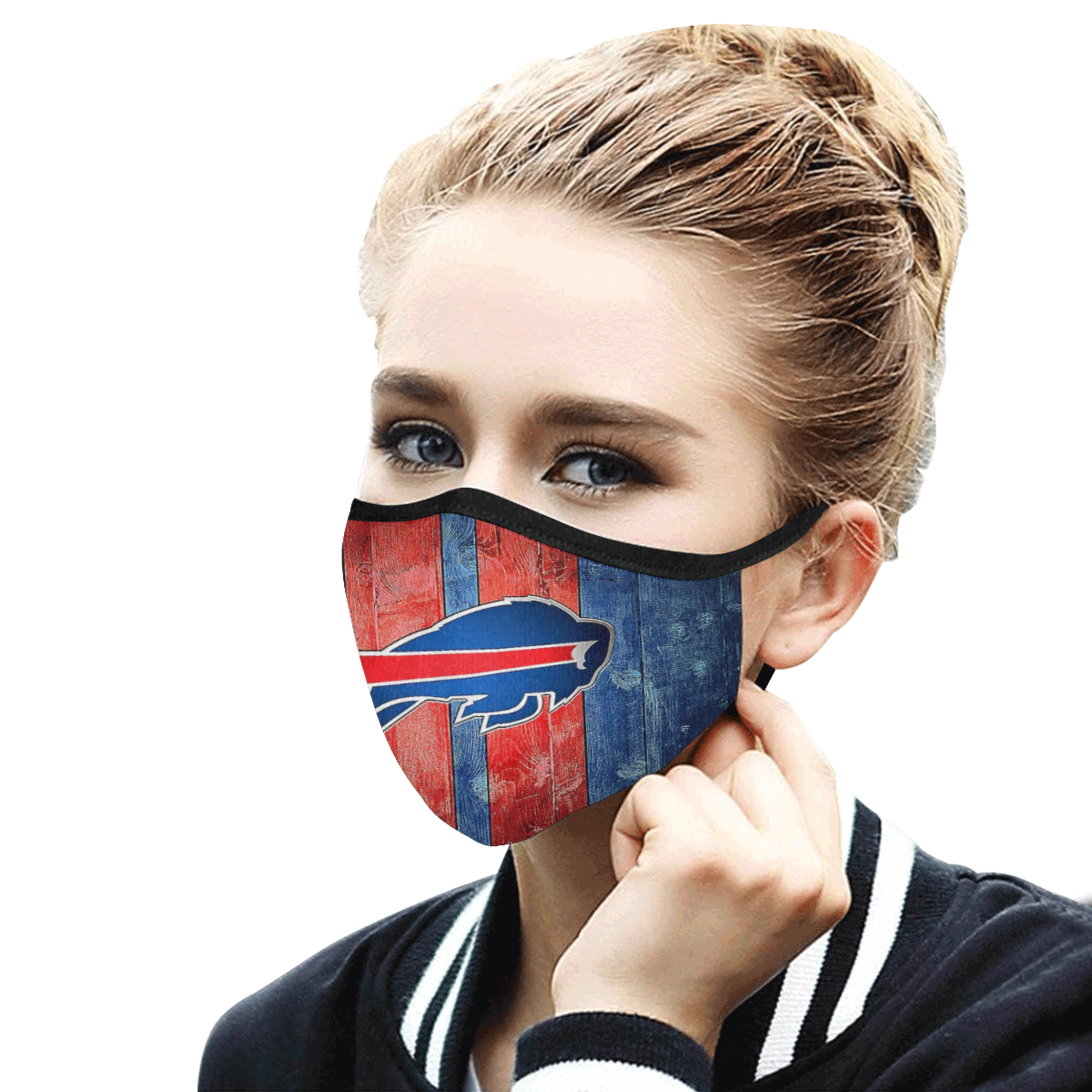 Buffalo Bills Face Mask PM2.5