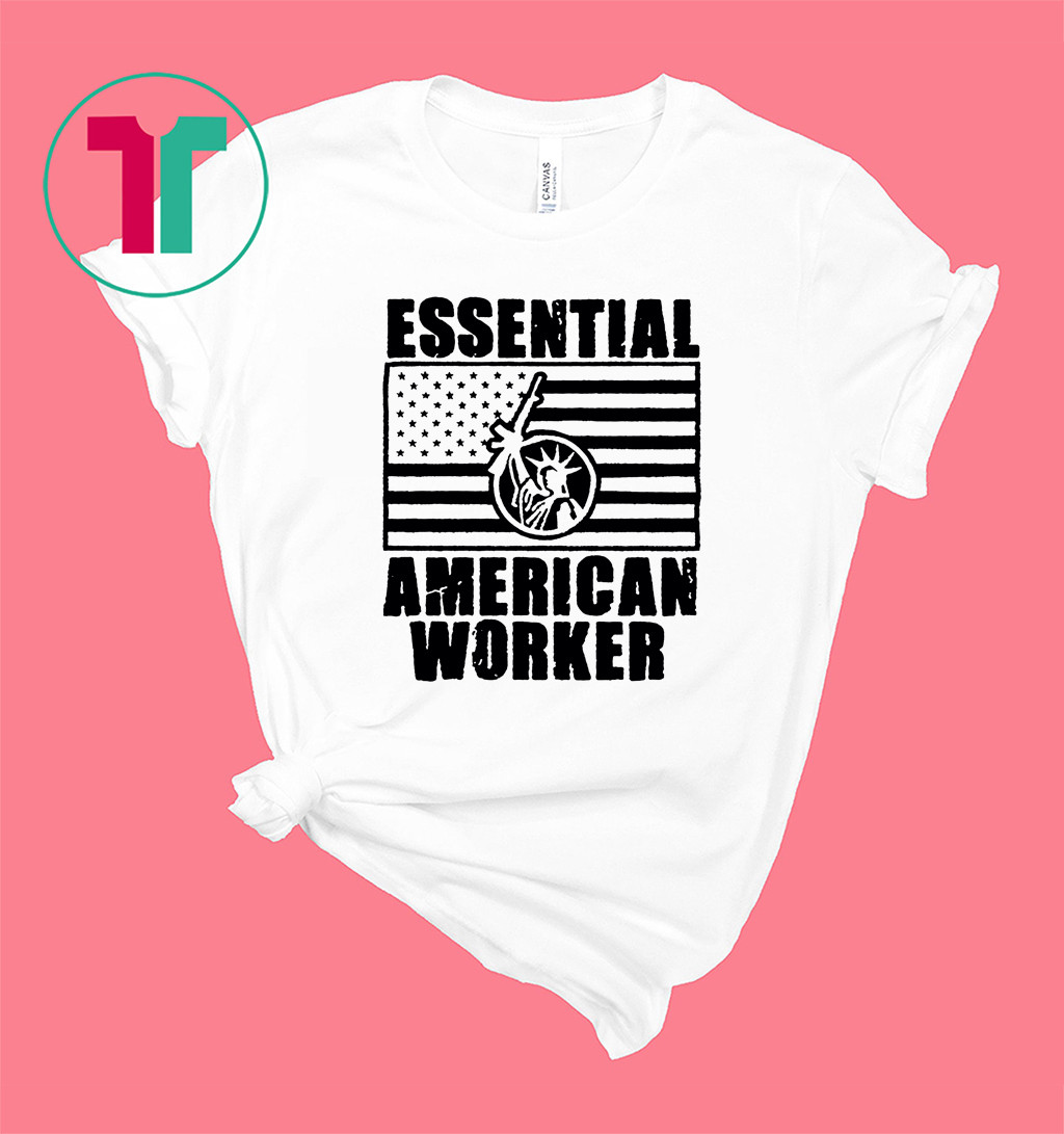 Armed American Supply - Essential American Worker - High Visibility Work Shirt