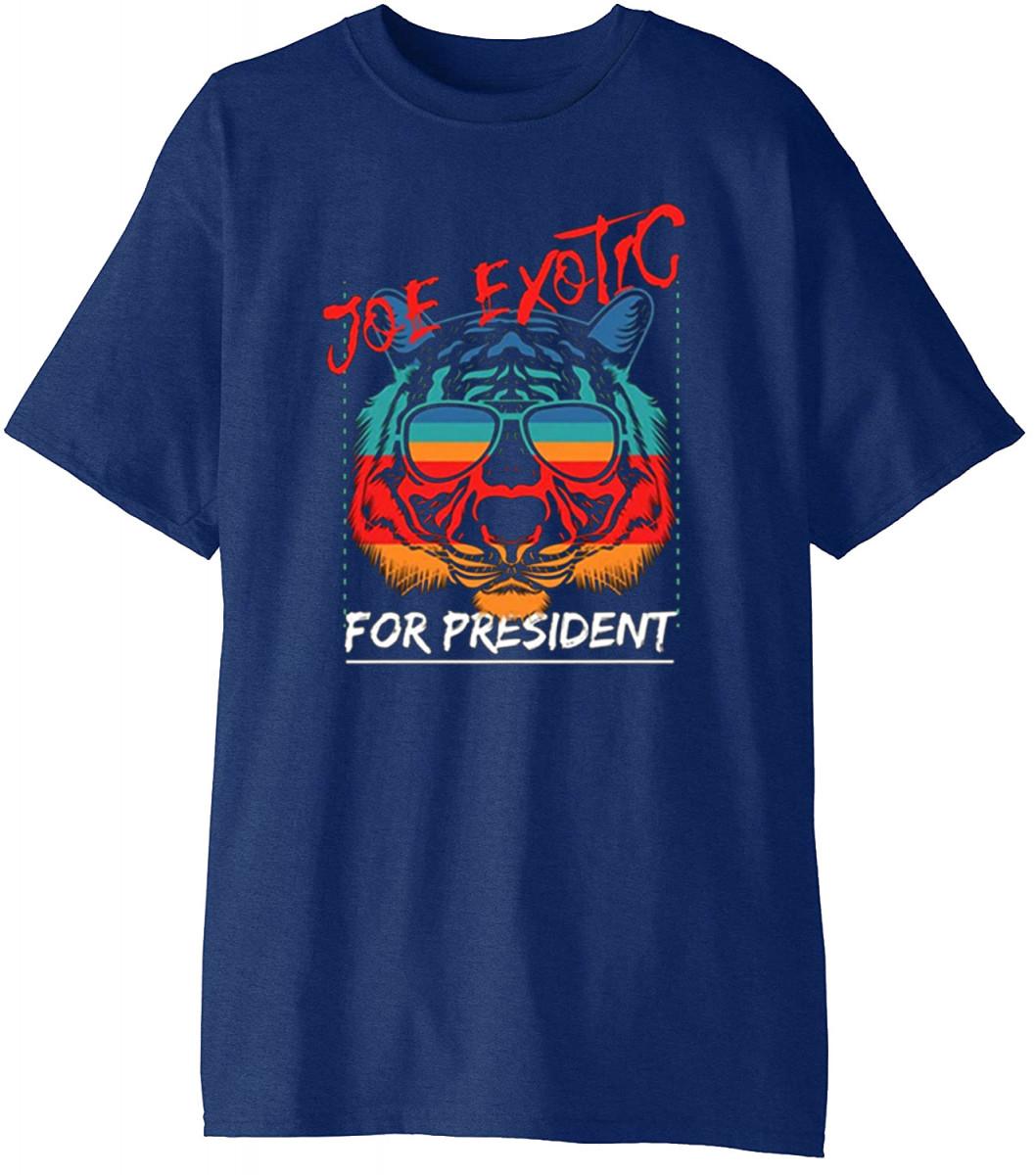 Funny Joe Exotic T-Shirt Tiger Graphic 2020 - Joe Exotic for President