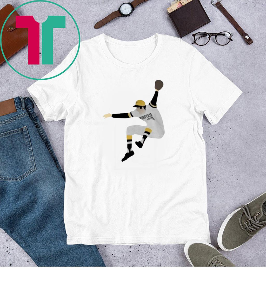 Steve Blass Shirt Pittsburgh Pirates