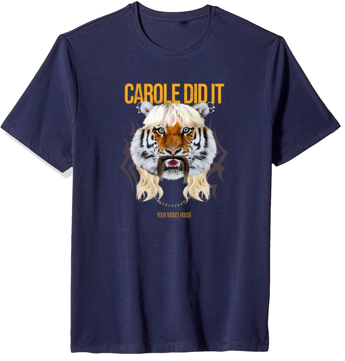Tom Segura Carole Did It Shirt