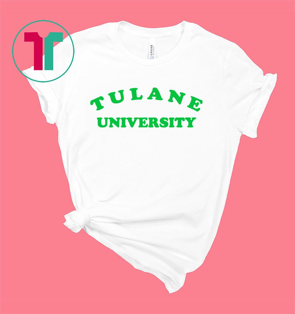 Tulane University Shirt