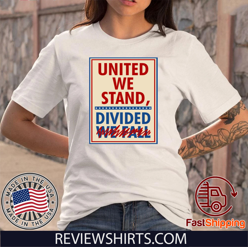 United We Stand the Late Show Stephen Colbert T-Shirt