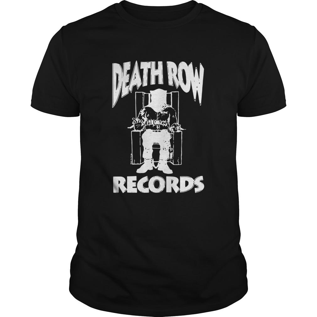 Death Row Record  Unisex