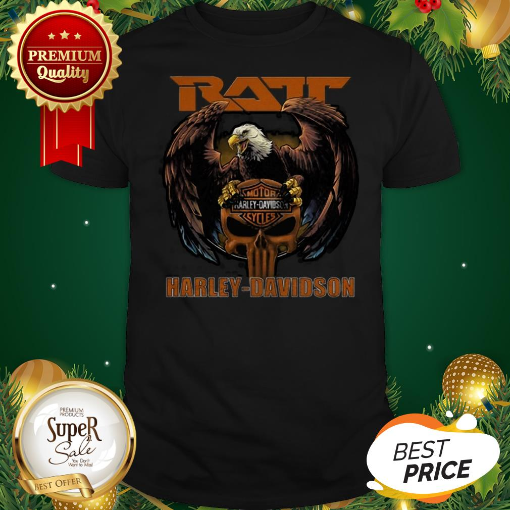 Eagle Ratt Harley Davidson Shirt