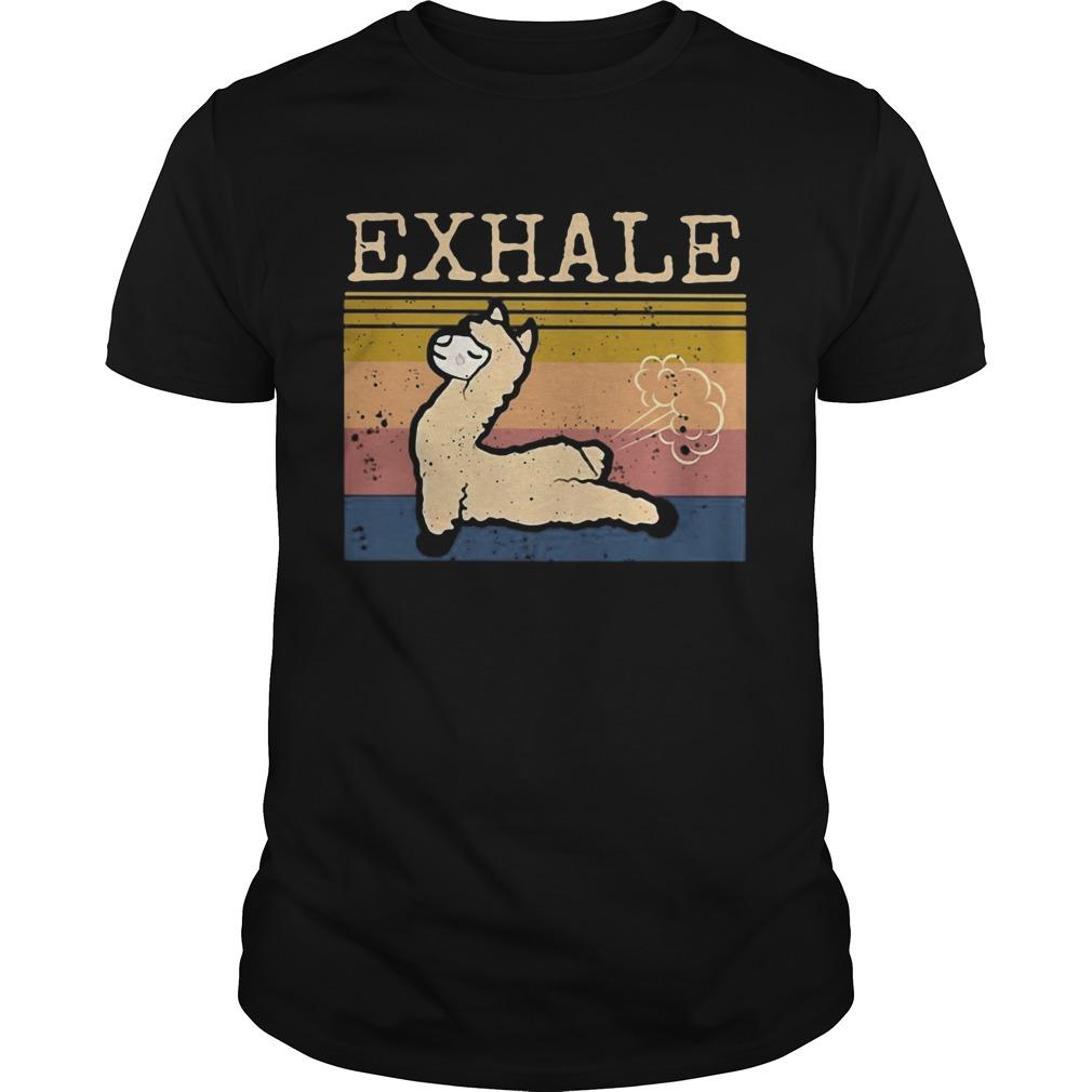Exhale Lamma vintage  Unisex