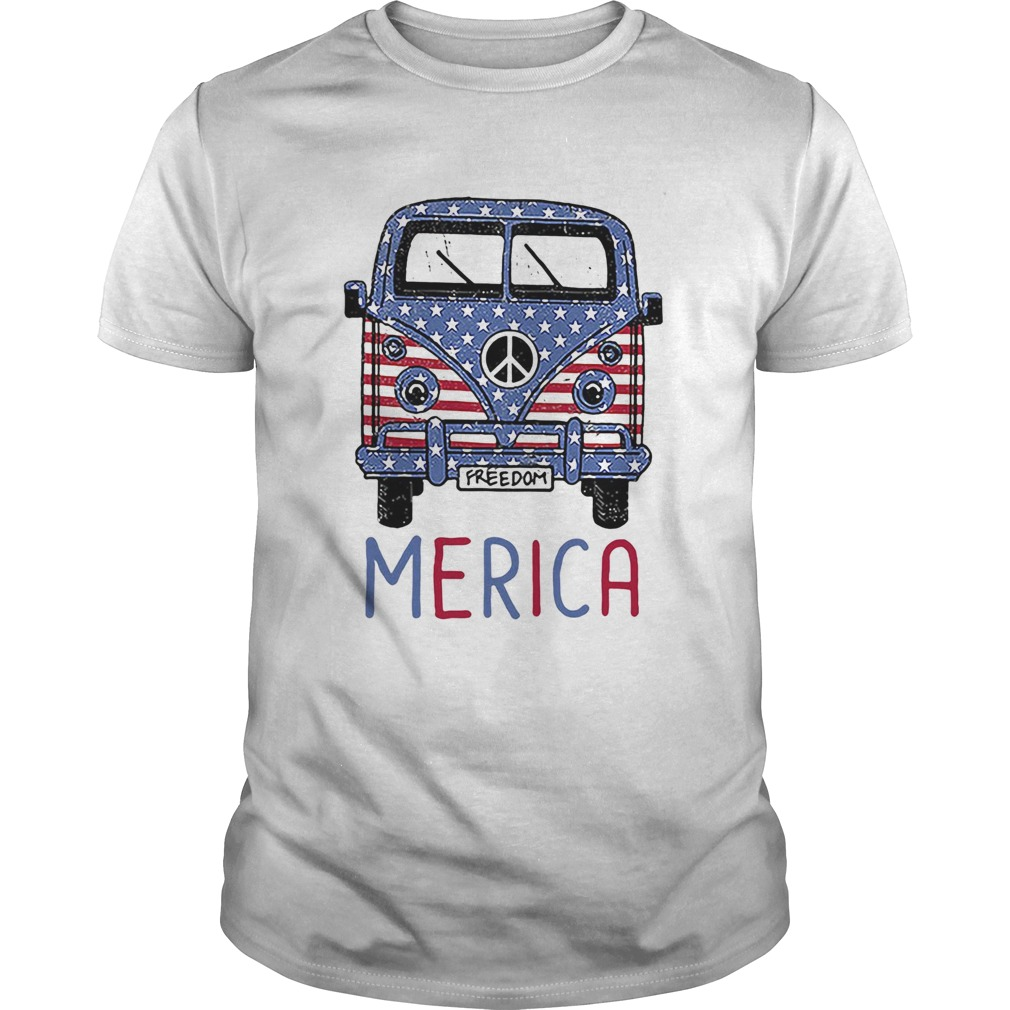 Freedom Merica American flag veteran Independence Day  Unisex