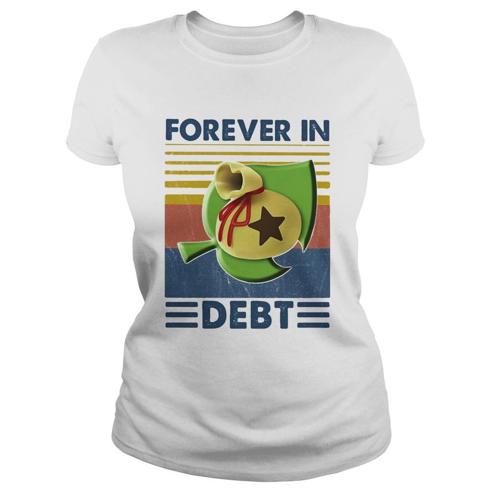 Game forever in debt vintage  Classic Ladies