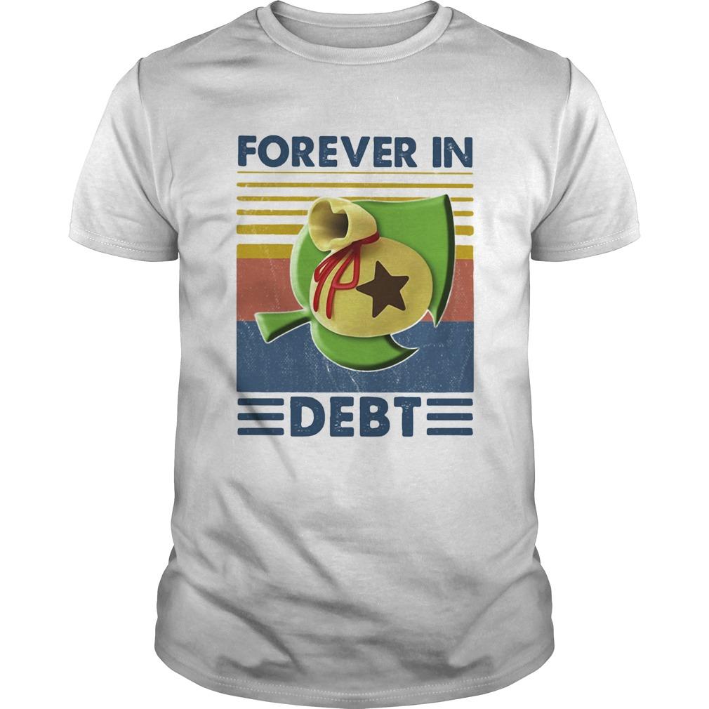 Game forever in debt vintage  Unisex