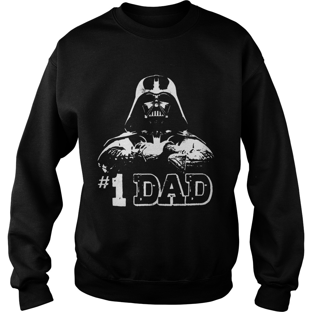 Good Darth Vader 1 Dad  Sweatshirt