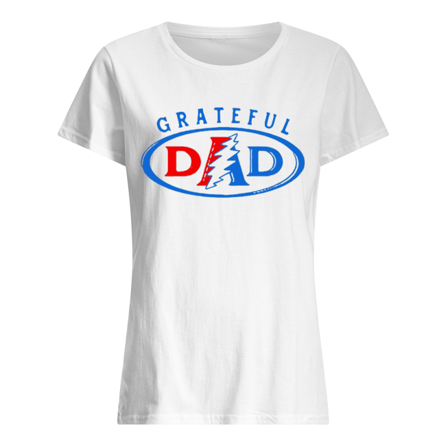 Grateful Dead Dad  Classic Women's T-shirt