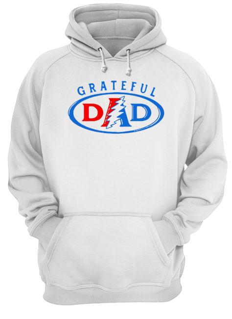 Grateful Dead Dad  Unisex Hoodie