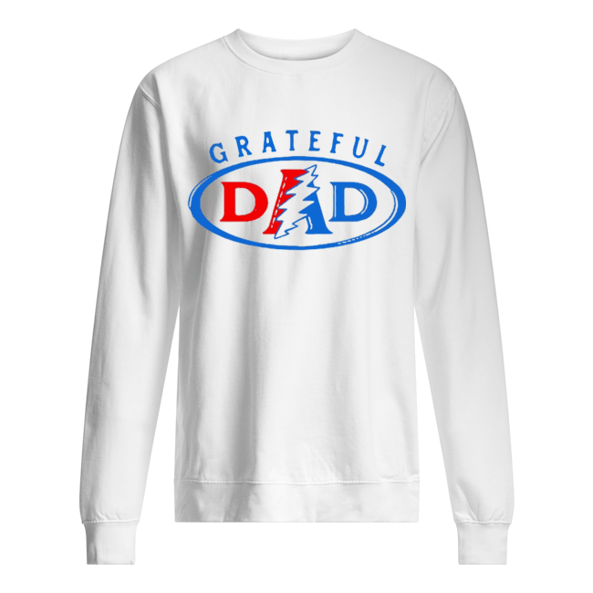 Grateful Dead Dad  Unisex Sweatshirt