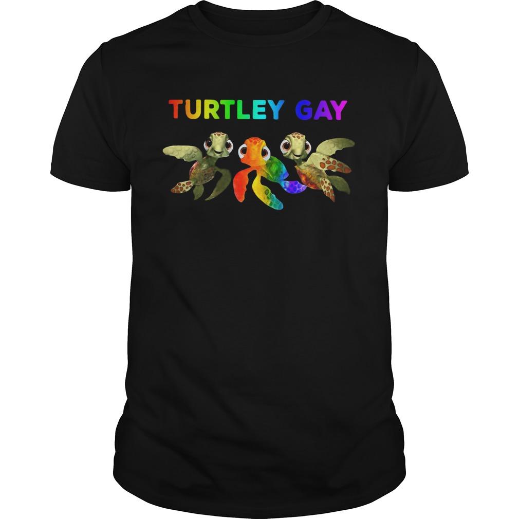 LGBT Turtley Gay  Unisex