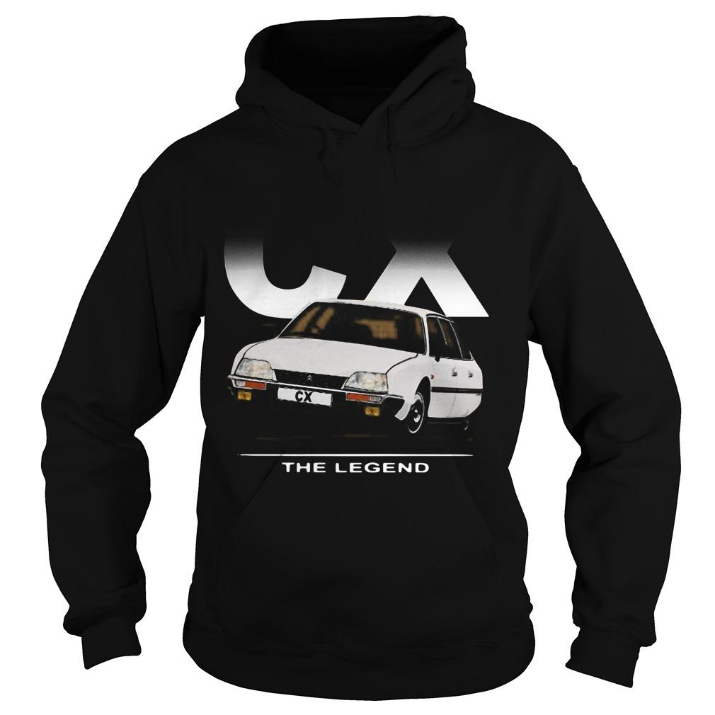 Mazda CX car the legend  Hoodie
