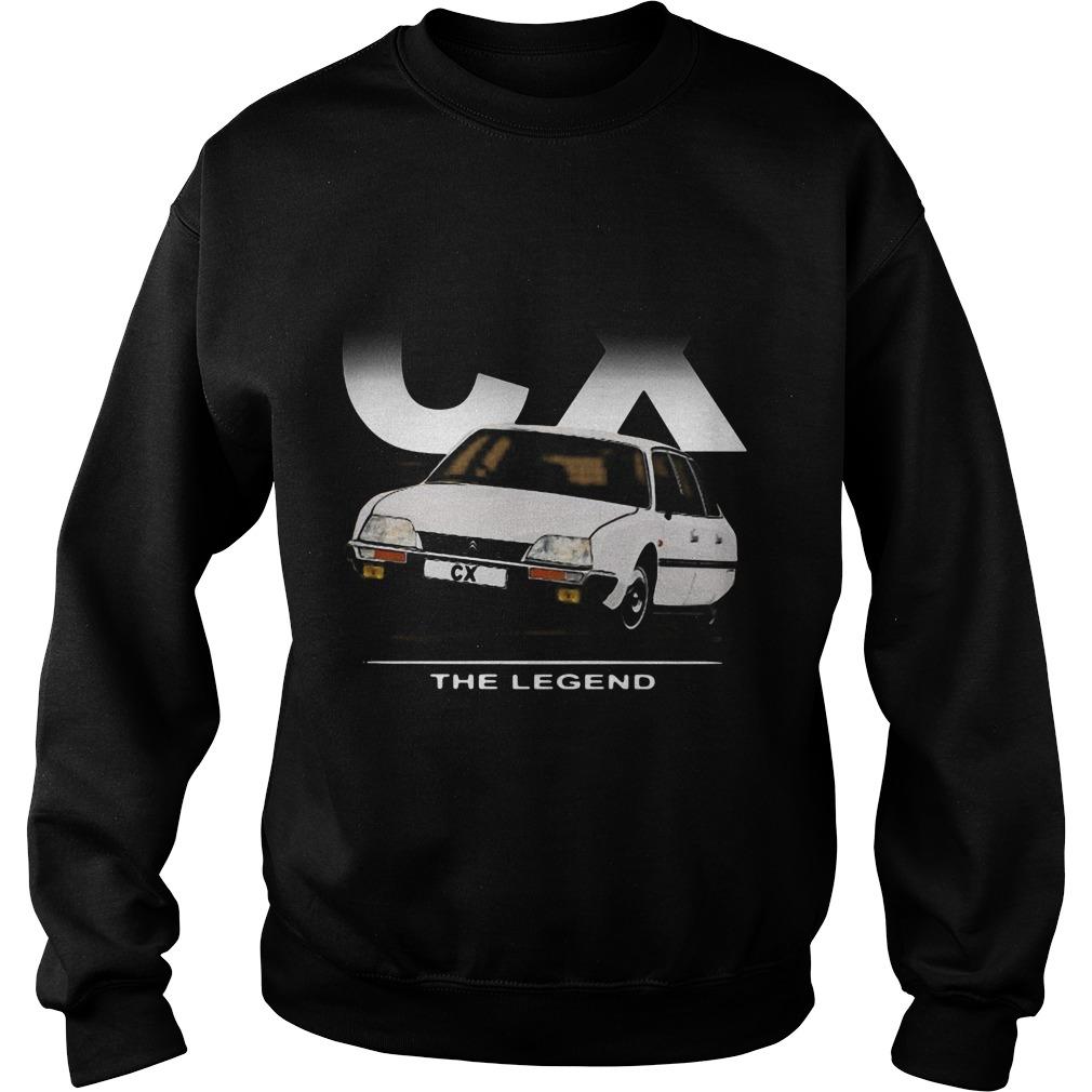 Mazda CX car the legend  Sweatshirt