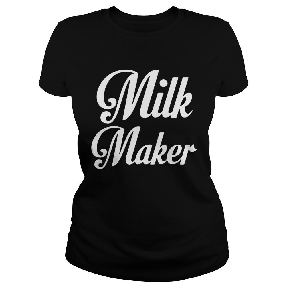 Milk Maker  Classic Ladies
