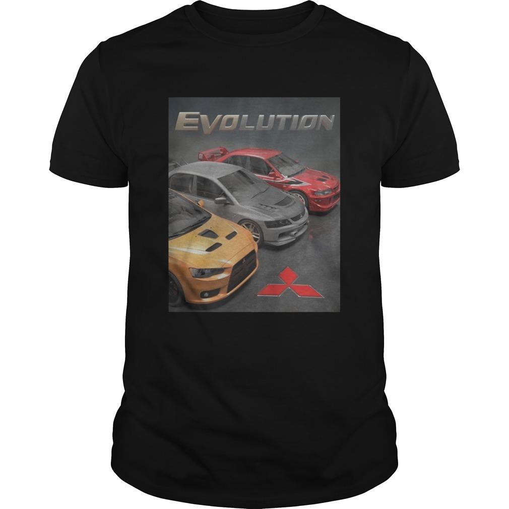 Mitsubishi Evolution  Unisex