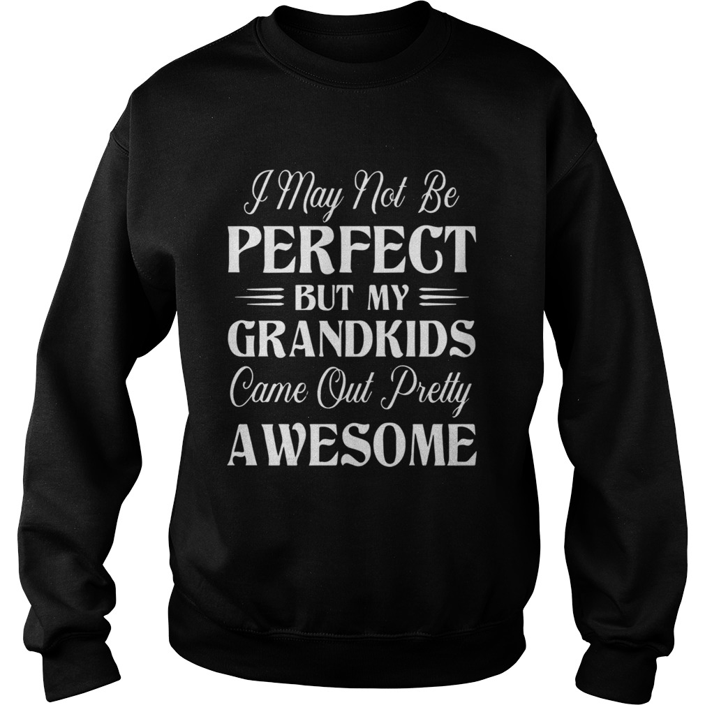 My Grandkids Came Out Pretty Awesome  Sweatshirt