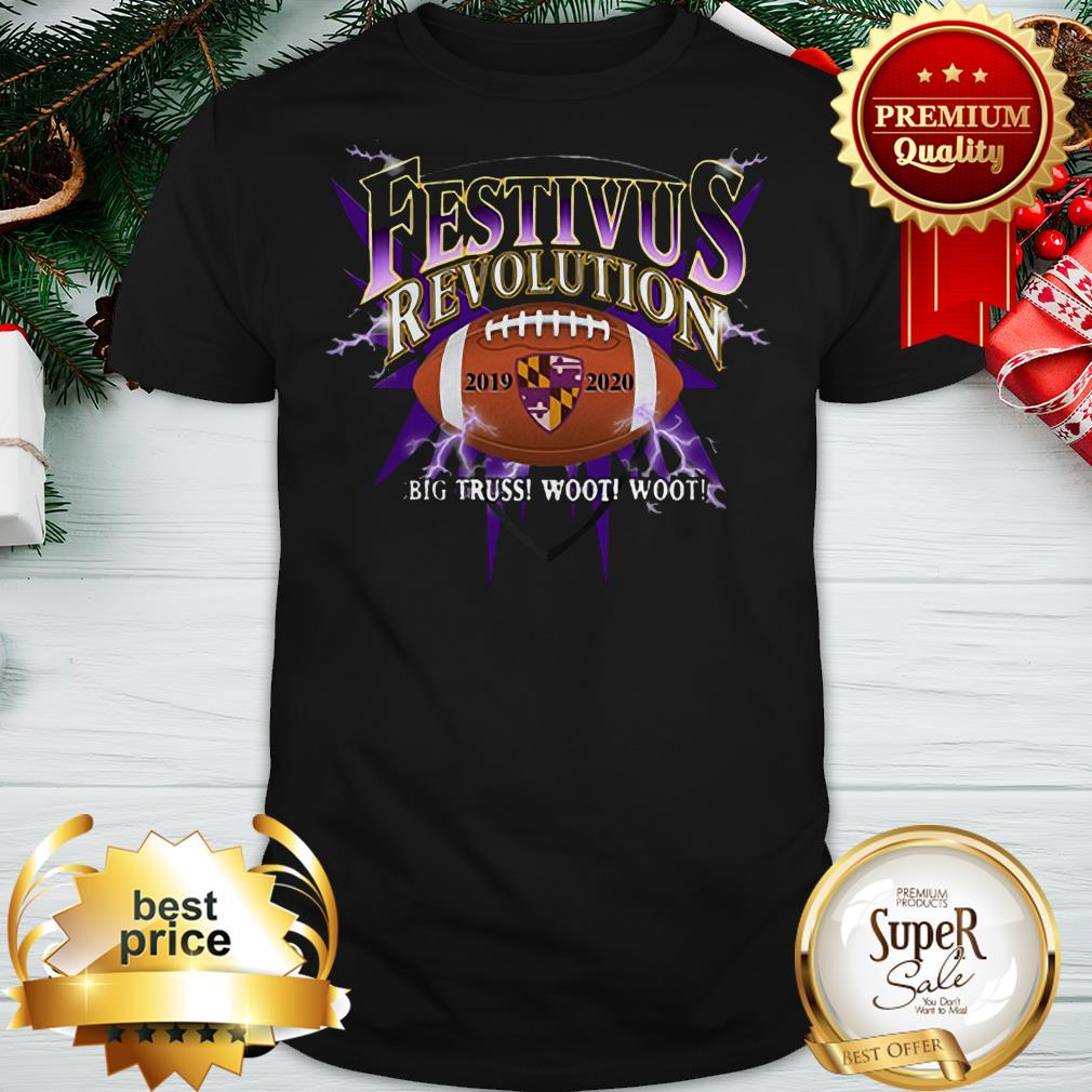 Official Baltimore Ravens Playoff Festivus Shirt