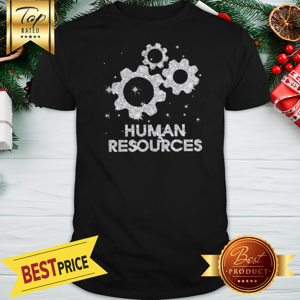 Official Human Resources Diamond Shirt