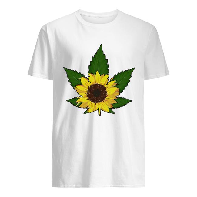 Sunflower weed  Classic Men's T-shirt