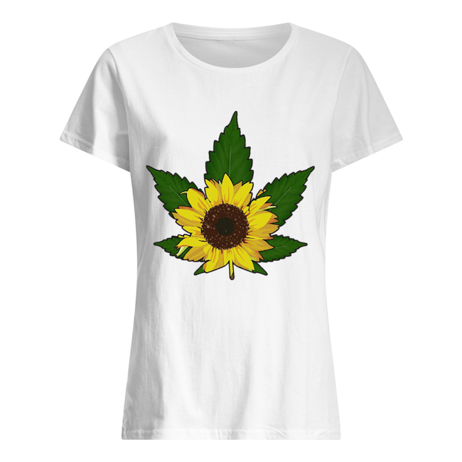 Sunflower weed  Classic Women's T-shirt